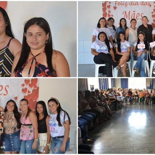 Creche Tia Osay Maia em Alegrete do Piauí promove festa em homenagem ao Dia das Mães; fotos