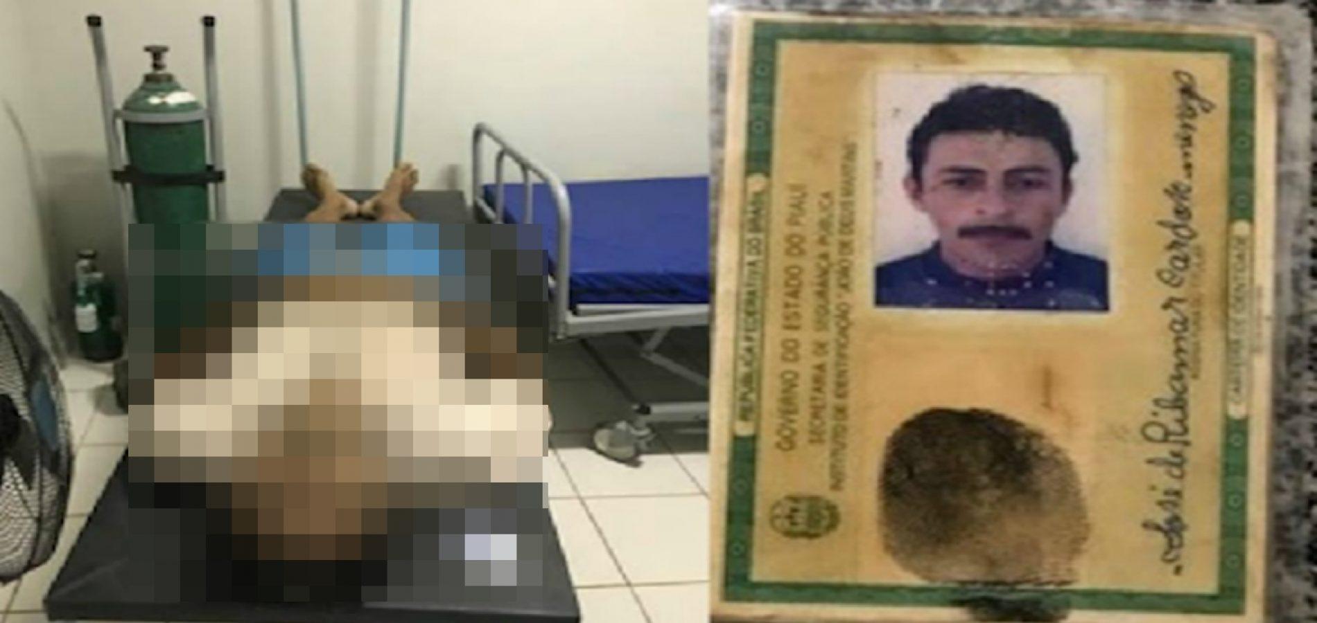 Homem passa mal assistindo partida de futebol e morre no Piauí