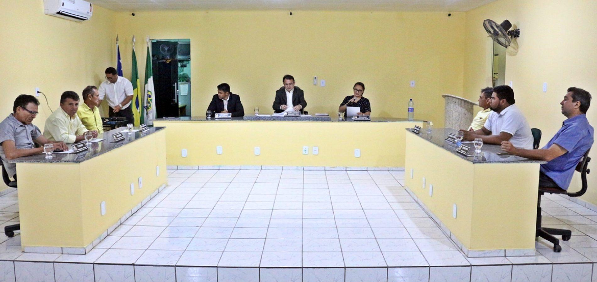 Câmara de Belém do Piauí divulga pauta da sessão desta sexta-feira (07)