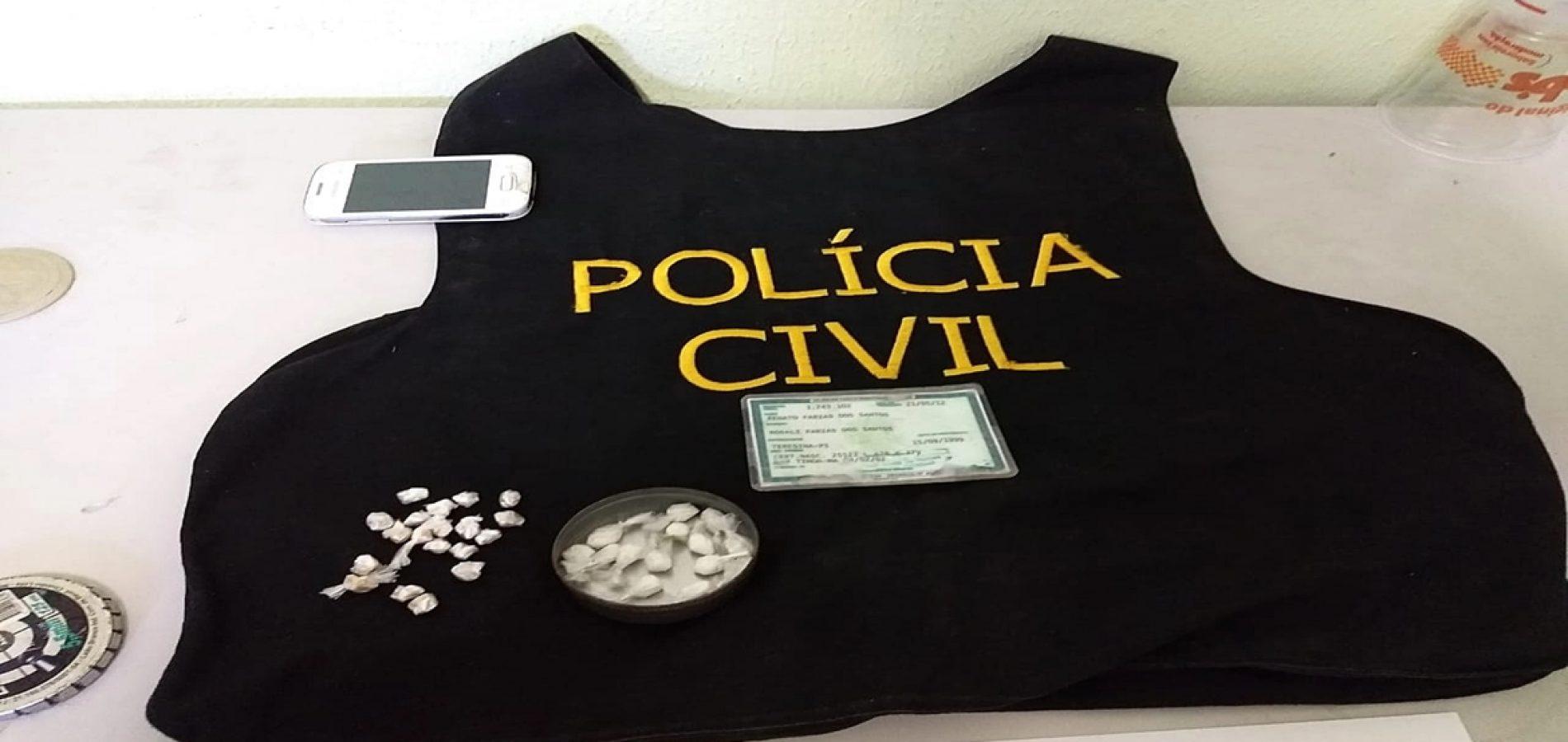 Homem é preso acusado de torturar adolescentes em cidade do Piauí