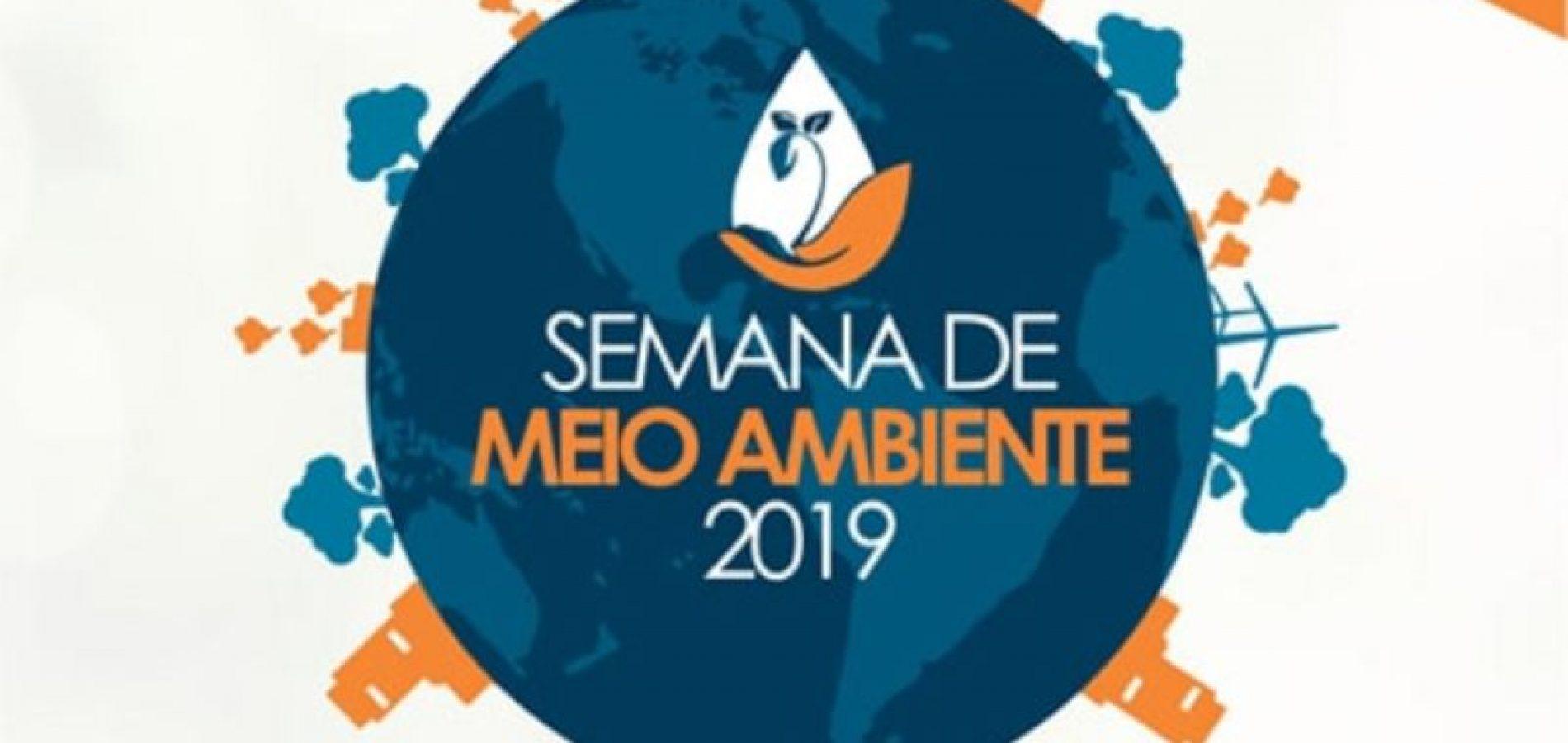 PICOS | Semam divulga programação da Semana do Meio Ambiente