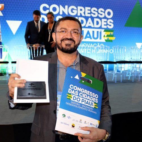 Prefeito de Picos, Pe. Walmir Lima, avalia Congresso das Cidades como grande oportunidade de conhecimento