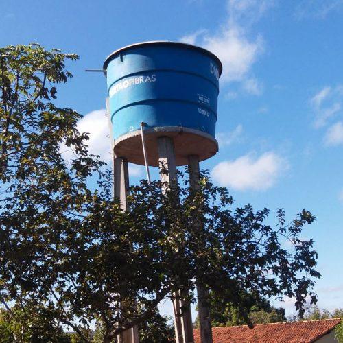 Prefeitura de Santana substitui reservatórios de água no interior do município para melhorar abastecimento