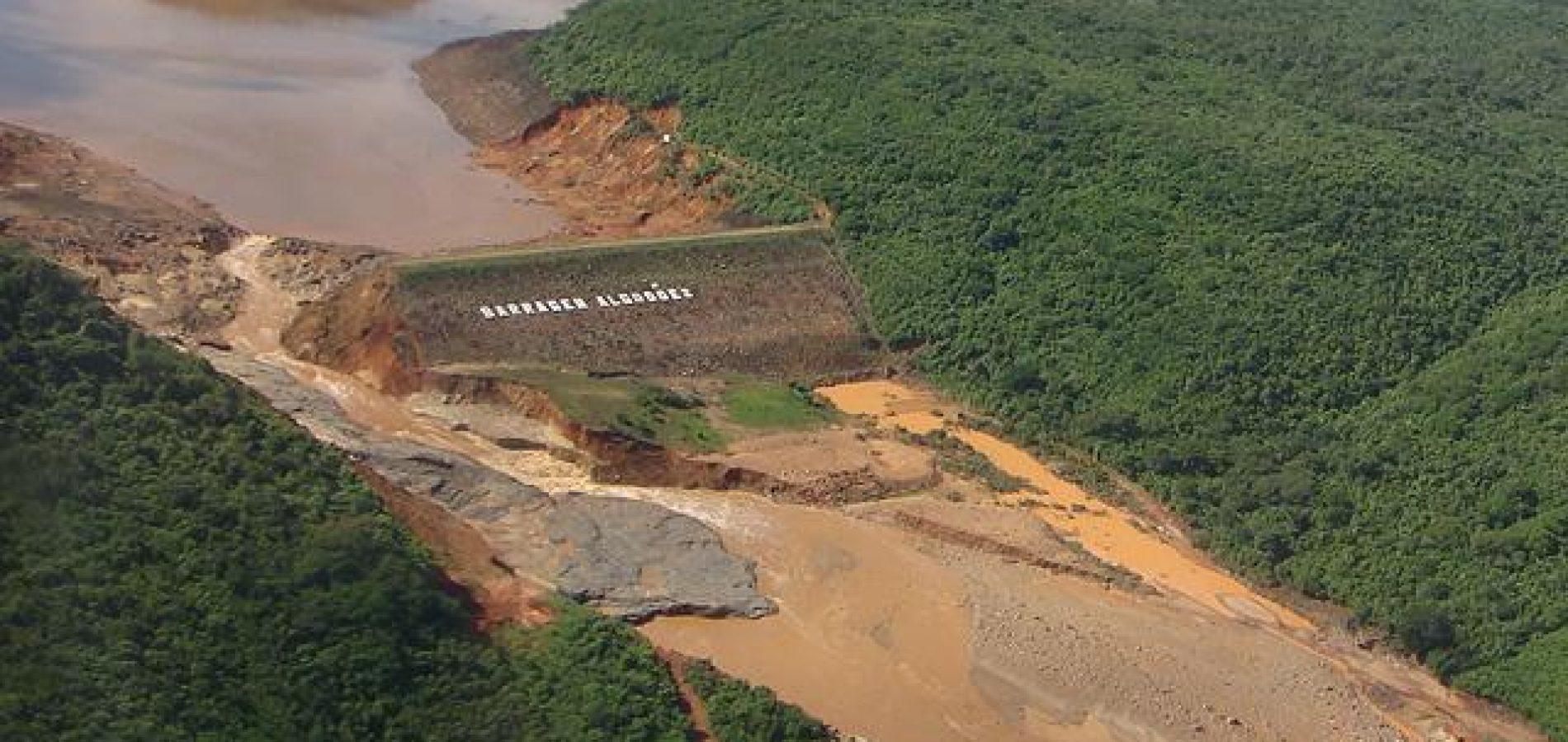 Vítimas do rompimento da barragem de Algodões denunciam atraso em indenizações