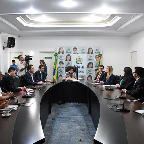CNJ vai instalar centro social para ex-presidiários no PI