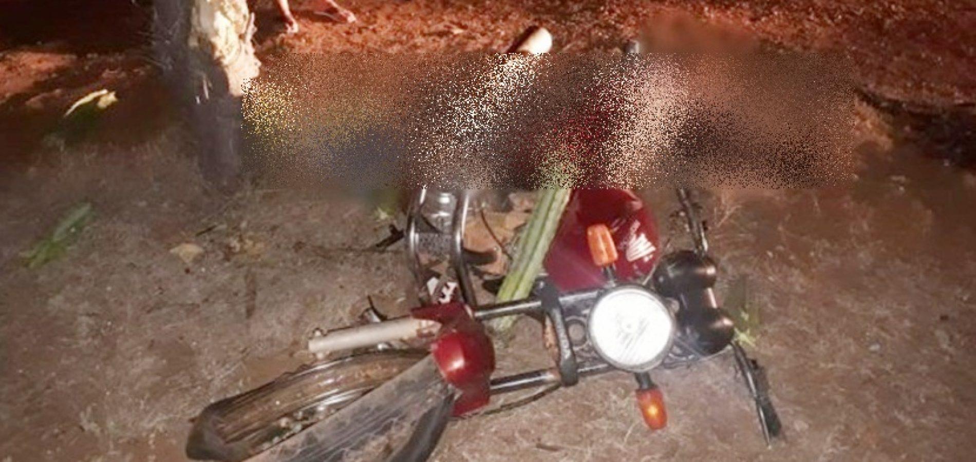 Acidente deixa vítima fatal na PI-245 em Isaías Coelho