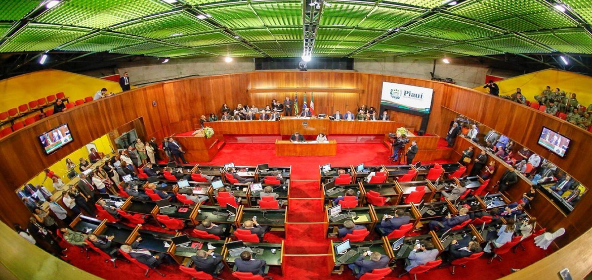 Projeto da LDO prevê redução do déficit da Previdência no Piauí