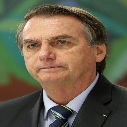 Quem matou miliciano 'foi a PM, do PT', diz Bolsonaro