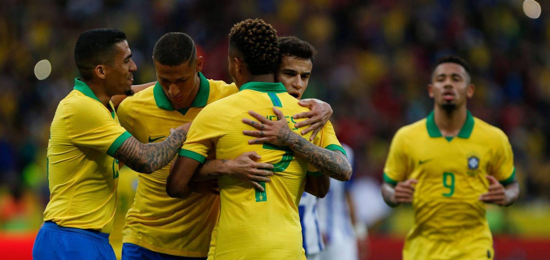 Brasil goleia Honduras por 7 a 0 na maior vitória da era Tite