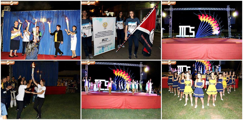 PICOS   Instituto Monsenhor Hipólito abre a 19ª edição do JIC´s com apresentações culturais; veja fotos