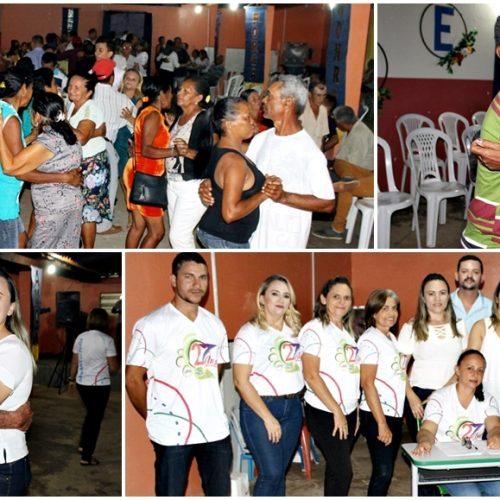 Assistência Social de Santana promove mais um encontro com o Grupo Viva a Vida