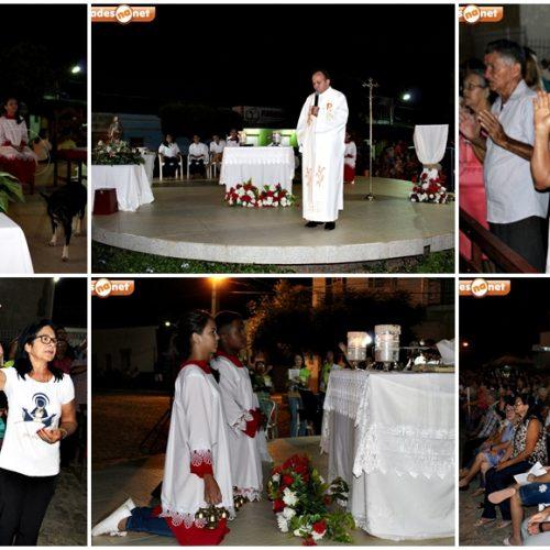 SANTANA DO PIAUÍ │Novena e missa marcam a última noite do festejo de São Pedro; veja fotos