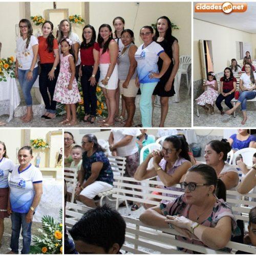 VILA NOVA│Ass. Social e Pastoral do Idoso celebram 3ª noite de novena no povoado São João Batista