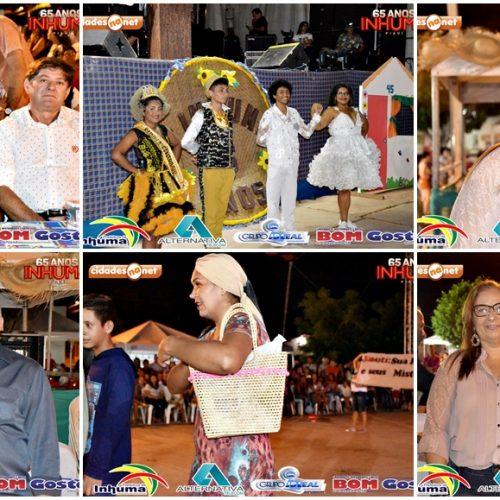 INHUMA 65 ANOS │Educação, Assistência Social e Centro Cultural promovem apresentações no aniversário da cidade; fotos