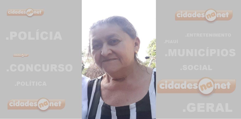 FRANCISCO MACEDO   Morre aos 64 anos Dona Joaquina, no povoado Cabaceiras