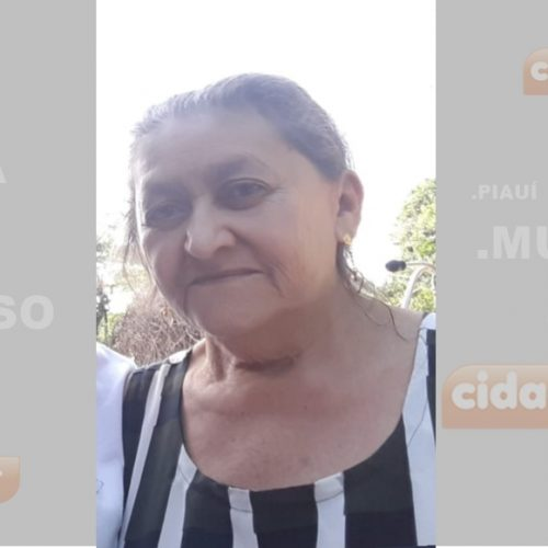 FRANCISCO MACEDO | Morre aos 64 anos Dona Joaquina, no povoado Cabaceiras