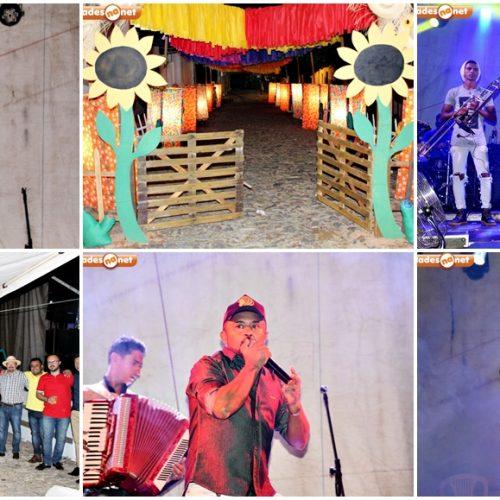 Em Francisco Macedo, quadrilha junina e shows abrem o 17º Arraiá de Nóis Tudim; veja fotos