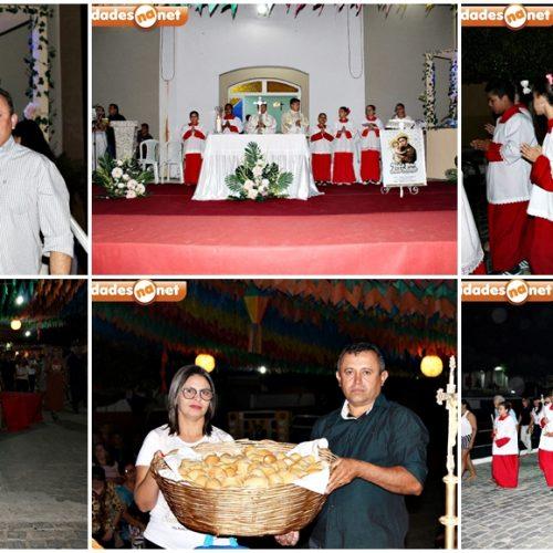 Missa e procissão marcam encerramento do 38º Festejo de Santo Antonio em Vila Nova do Piauí; fotos