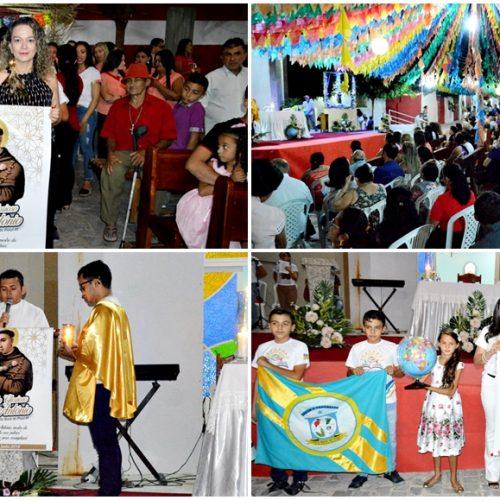 VILA NOVA│7ª noite do festejo de Santo Antônio é representado pela Cultura e Educação Municipal; veja fotos