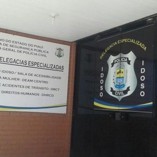 Oito meses após vistorias, complexo de delegacias no PI continua funcionando em situação precária