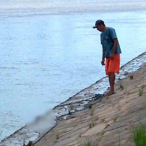 Corpo de jovem vítima de afogamento é encontrado às margens do rio Igaraçu no Piauí