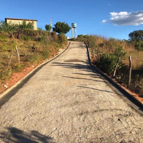 Prefeitura de Picos vai inaugurar quase três mil metros de calçamento em bairro da zona rural