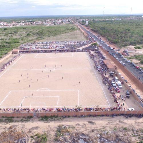 Com 12 times e premiação de R$ 6 mil, Campeonato de Futebol Amador de Campo Grande do Piauí inicia em 6 de julho