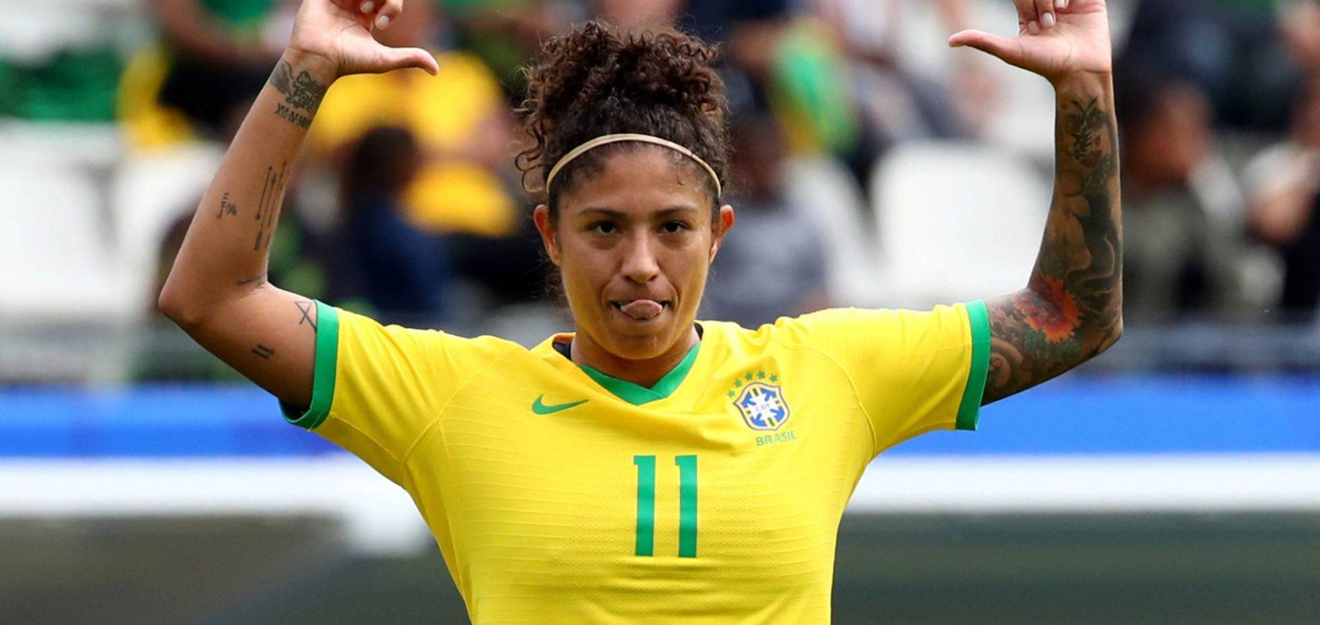 Cristiane, a artilheira da seleção que voltou para reerguer o futebol feminino no Brasil