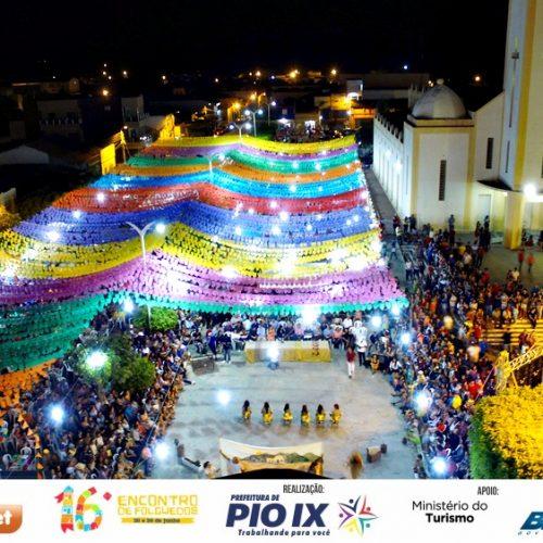 Prefeitura de Pio IX divulga atrações e programação completa do 17º Encontro de Folguedos. Veja!