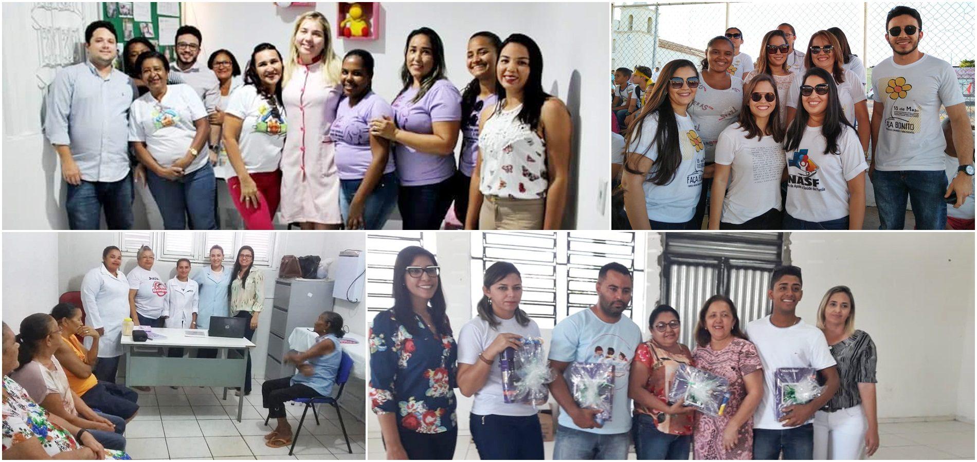Jaicós avança na qualidade dos serviços prestados pela Atenção Básica; 3 equipes recebem nota máxima na avaliação do PMAQ