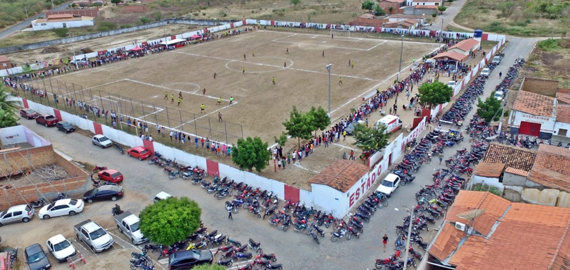 PADRE MARCOS | Campeonato Municipal chega à final e Caititu é campeão