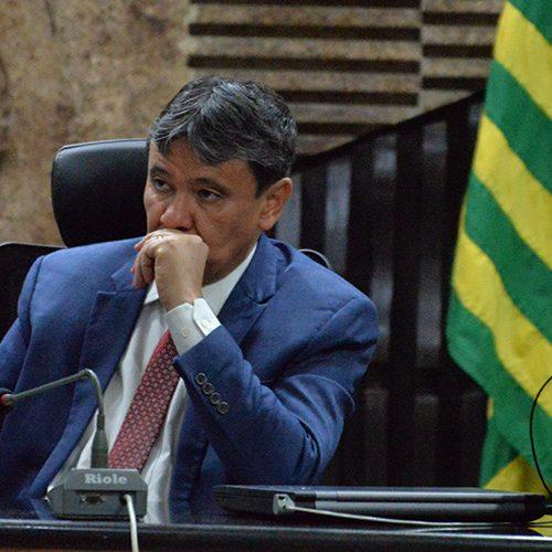 Governador Wellington Dias  convoca coletiva e deve anunciar reforma administrativa
