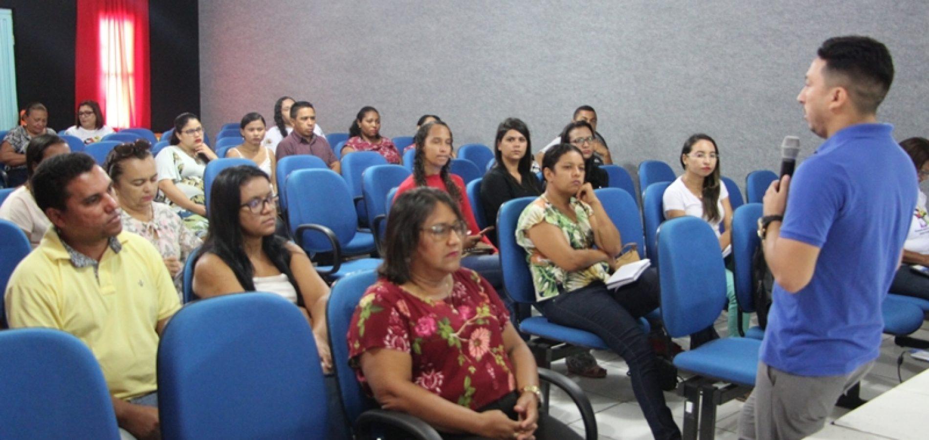 Candidatos ao Conselho Tutelar de Jaicós participam de capacitação