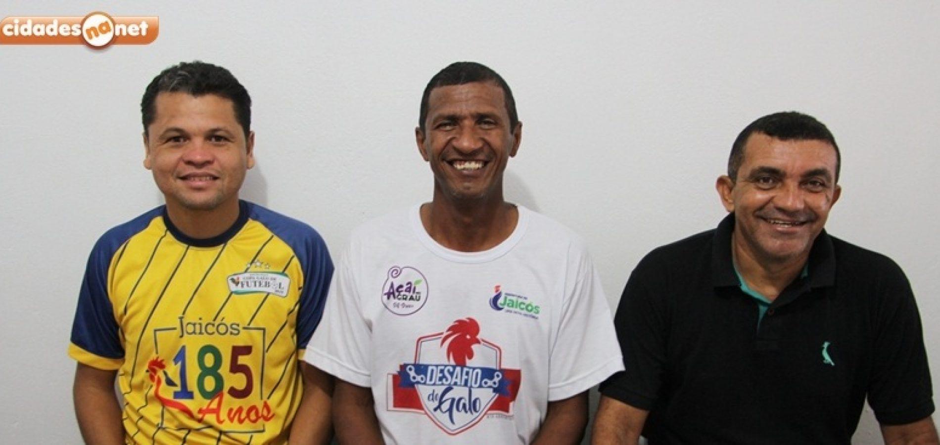 Seleção de Jaicós participará do II Campeonato Intermunicipal Vale do Guaribas