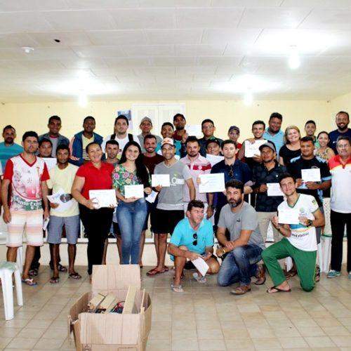 Prefeitura de Alagoinha do Piauí promove Curso Instalador de Energia Solar