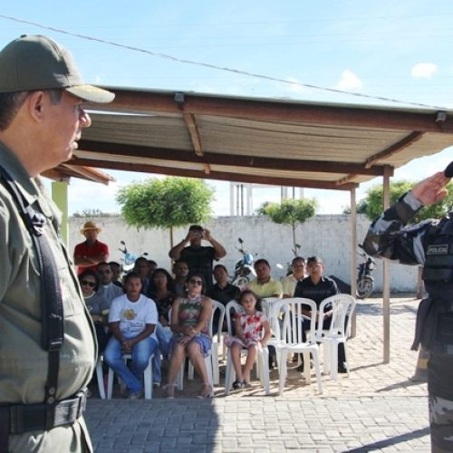 Tenente Edivan Martins é o novo comandante da 3ª Companhia dePolícia Militar de Jaicós