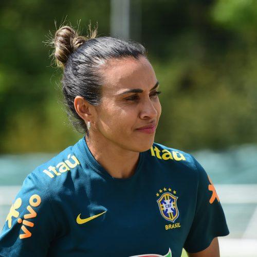 Copa do Mundo: Marta é confirmada como titular em jogo contra a Itália