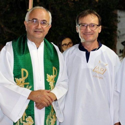 Em Massapê, Executivo e Legislativo celebram a última noite de novena da Festa de São João Batista
