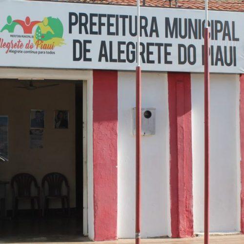 Prefeitura de Alegrete do Piauí divulga resultado parcial da prova objetiva do Concurso. Veja!