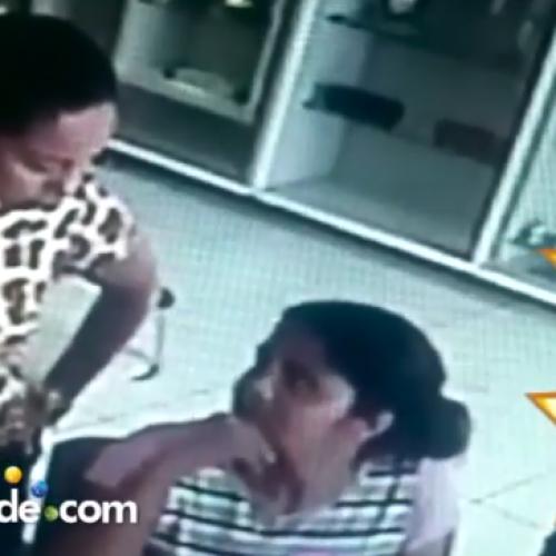 Mulheres são suspeitas de sequestrar idosa e roubar R$ 8 mil no Piauí ; vídeo