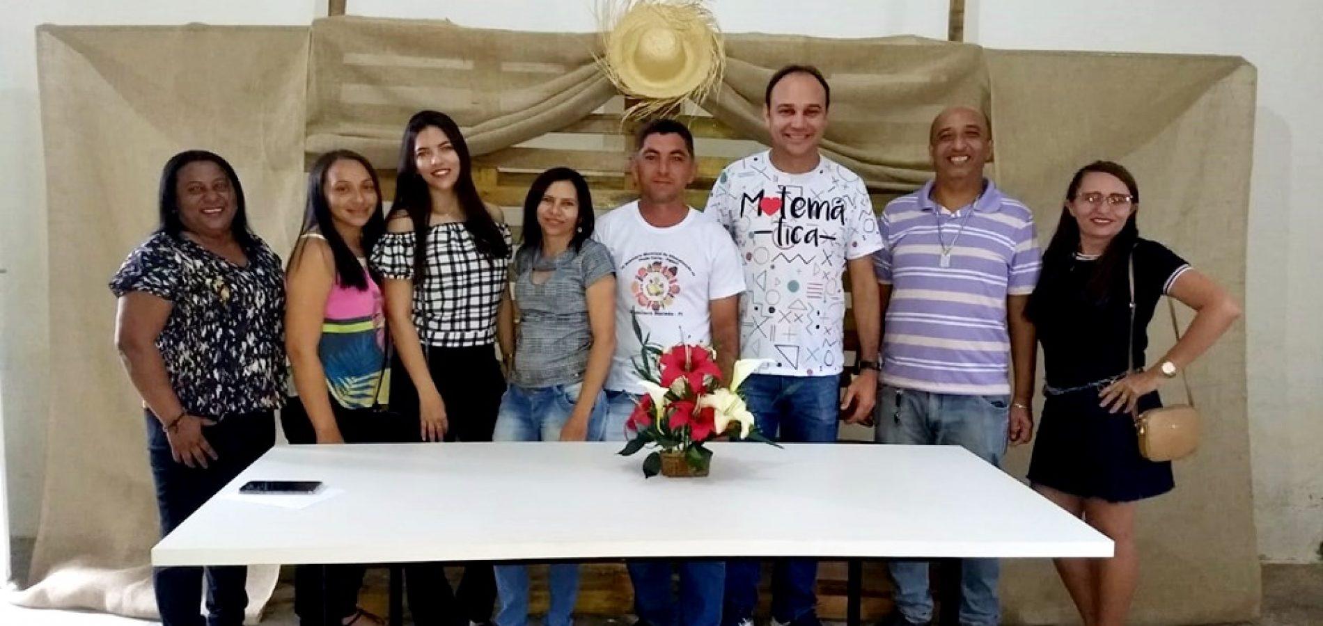 Educação de Francisco Macedo realiza 2ª Formação Continuada do Projeto SAEB