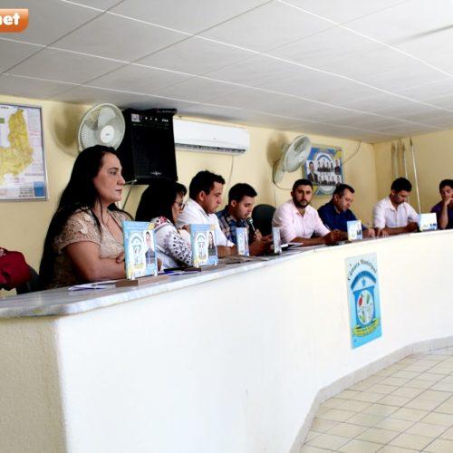 Câmara de vereadores de Vila Nova realiza última sessão do primeiro semestre de 2019