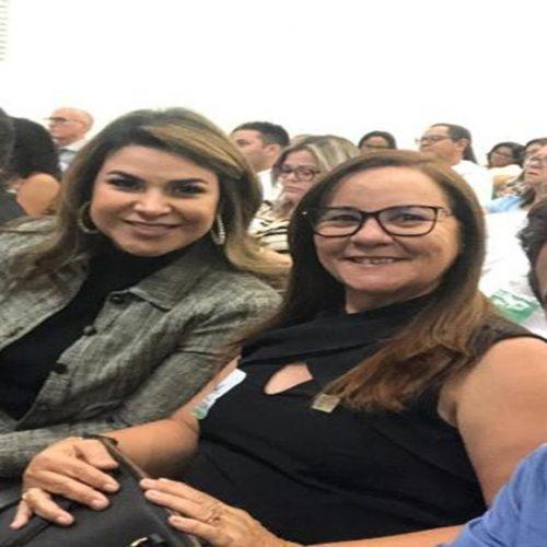 """Prefeita Maria José participa do """"Mais Brasil – FNDE"""" em Teresina"""
