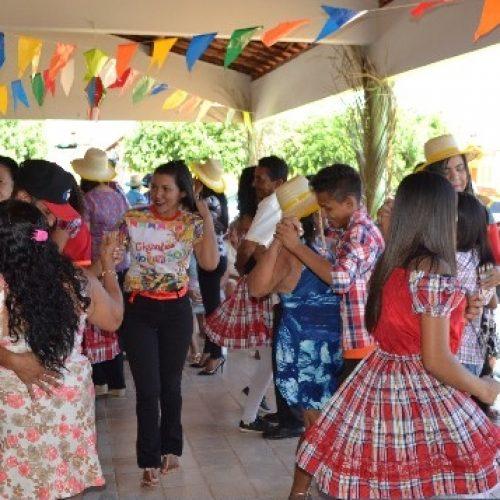 Secretaria de Assistência Social promove Arraiá do SCFV em Geminiano