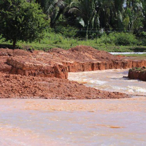 Idoso é encontrado morto em quiosque na Barragem do Bezerro