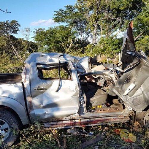 PRF divulga balanço com 8 acidentes nas rodovias do Piauí durante feriado de Corpus Christi