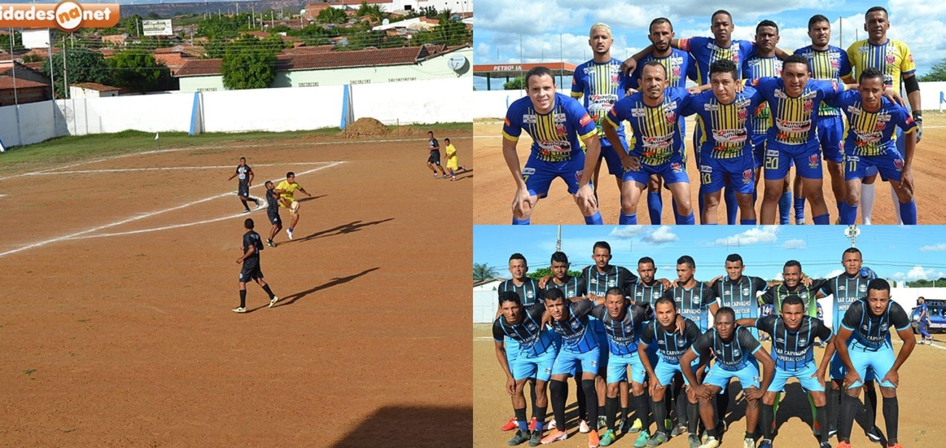 Veja os resultadosda 8ª Rodada do Campeonatode FutebolAmador de Simões