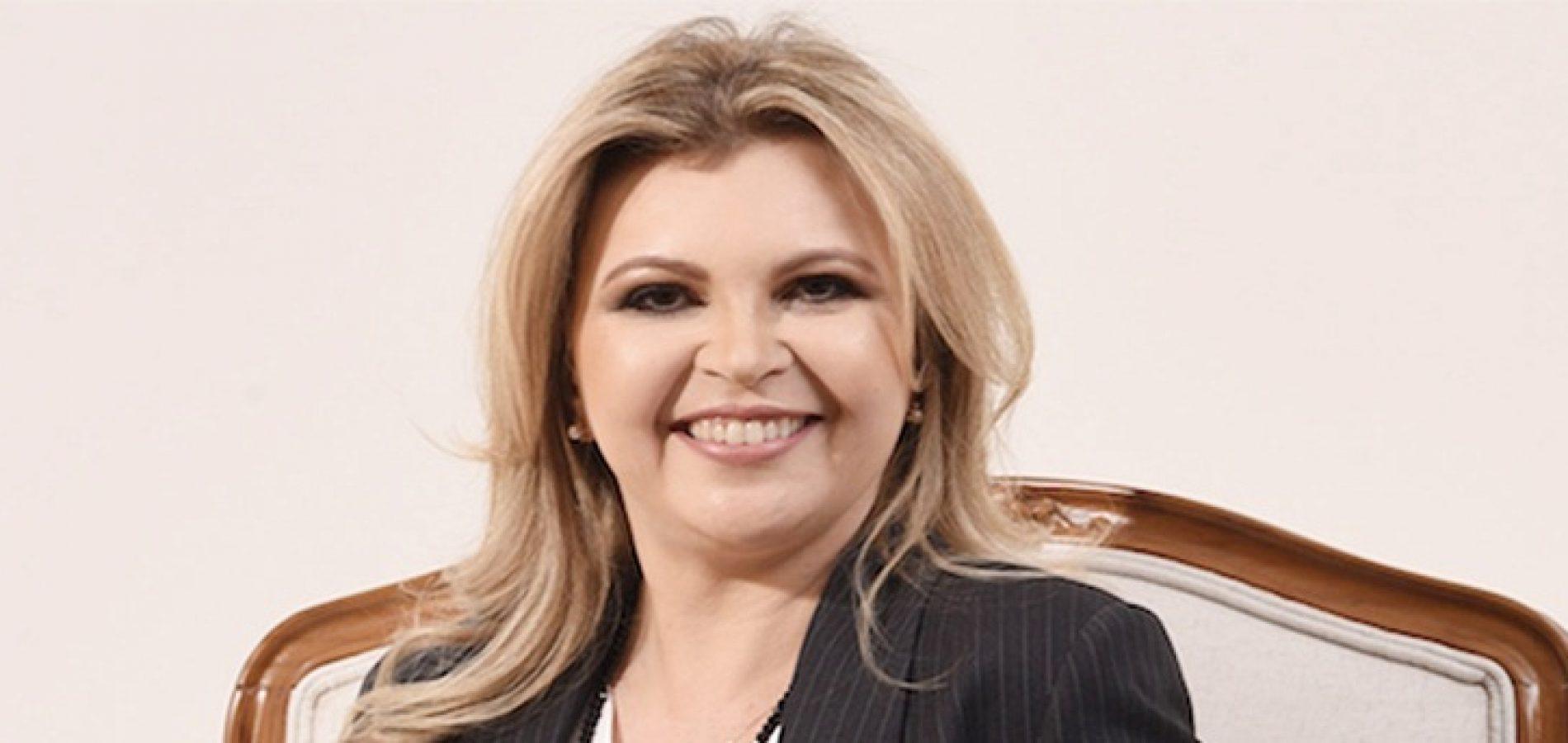 Carmelina Moura é escolhida pelo governador como procuradora-geral de Justiça do Piauí