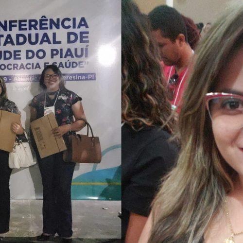 Secretária de Saúde de Massapê participa da VIII Conferência Estadual em Teresina