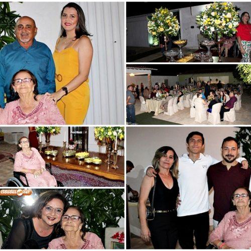 GENTE EM EVIDENCIA | Maria de Honorato, em Alagoinha do Piauí, completa 80 anos de vida; veja fotos